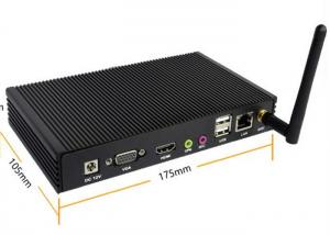 China Signal Input Hdmi / Vga / USB LED Wall Controller For TV / Monitor on sale