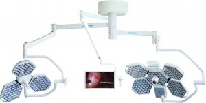 China Ceiling Mounted Surgical Operating Light Ot Lamp  , LED Operation Theatre Lights on sale