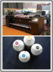 Epsonの二重印字ヘッドの昇華印字機の旗の印刷システム1440dpi