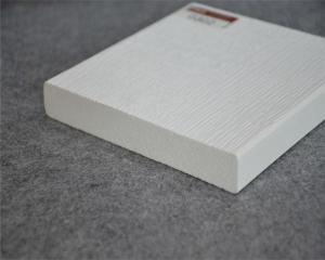 Quality No Splitting 5/4 X 6 White Recyclable PVC Trim Board For Interior  For ...