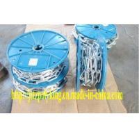 DIN763 / DIN766 Galvanized Link Chain