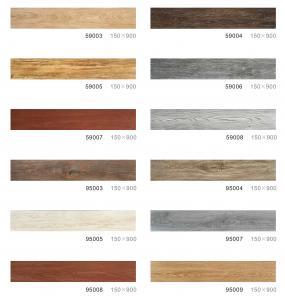 150x900mm Wooden Design Brown Ceramic Tile Warehouse Matt