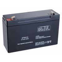 3FM10 M8 6V 10AH AGM Lead Acid Battery for Emergency Lighting
