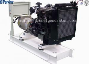 Quality 16KVA 60HZ Electric Starting Perkins Diesel Generator By Engine 1800rpm 403D-15G for sale