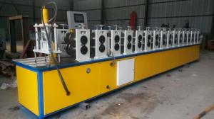 China 4kw Power Metal Stud and Track Making Machine For Zinc And Aluminum Metal on sale