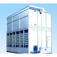 Professional Evaporative Condenser Refrigeration Air Conditioning System , 4-7.5kw Axial Fan Power