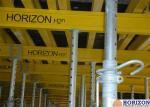 Adjustable Scaffolding Steel Prop , Building Support Props Q345 Steel Pipe