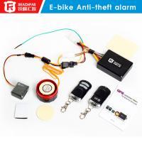 China mettez à jour l'alarme anti-vol électrique de voiture de batterie de moto de traqueur de GPS de voiture du traqueur rf-v12 GPS de bicyclette, LBS+GPS on sale