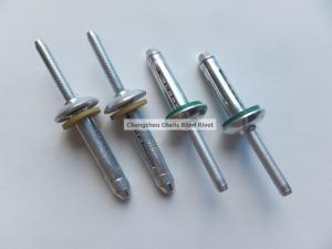 China Tri-fold rivet, Bulb-tite rivet on sale