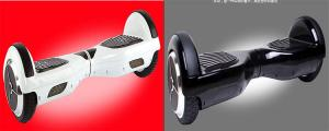 China 6.5 Inch Hoverboard Electric Balance Scooter 2h Charging Time 120KG Max Load on sale