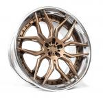 20 21 22 5×112 5×114.3 5×120 Forged Aluminum Alloy Wheels For Luxury Cars