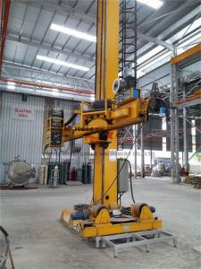 China Heavy Duty Column And Boom Welding Manipulators With Fully Mechanised SA Welding System on sale