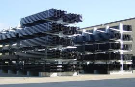 China 2014 Hot selling  Nanjing Jracking cantilever racking system on sale