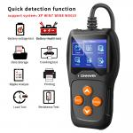 Konnwei KW600 Car Battery  Tester Monitor LCD Display 12V 2000 CCA Cell Test Tool