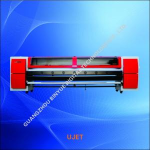 China solvent printer 3.2m with Konica512 printheads on sale
