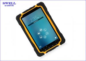 China Green waterproof IP67 ruggedized industrial tablet pc , industrial grade tablet Android OS 4.2 on sale