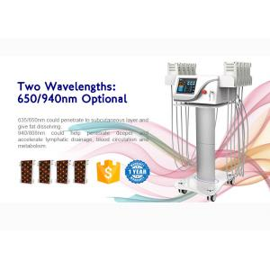 Ce Approved 4d Lipo Laser Slimming Machine With 6/8/10/12/14/16 Pads