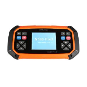 China OBDSTAR X300 PRO3 Car Key Programmer Key Master with Immobiliser + Odometer Adjustment +EEPROM/PIC+OBDII Update Online on sale