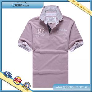China 2014 Hot sales custom polo shirt for men on sale