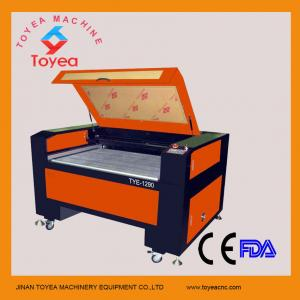 China 1200 x 900mm factory price Acrylic Laser Cutter cutting machine TYE-1290 on sale