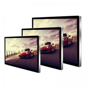 China Public Wall Mount Lcd Display / High Definition Smart Digital Advertising LCD Screen on sale