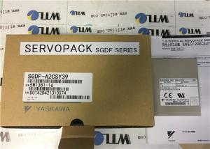 China Industrial Servo Drives Yaskawa SGDF-A2CSY39 AMAT 0190-13840 20W 24V Analog Servo Drive on sale
