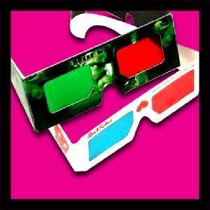 China Paper 3D Glasses (GF-PG12) on sale
