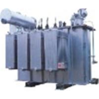 Oil-immersed transformer