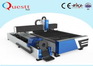 China Water Cooling Metal Laser Cutting Machine 18m/Min 380V/50HZ 1500W For Jewelry on sale