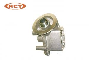 China EX200-1 1-13212093-1 Oil Filter Head For Excavator Engine Spare Parts on sale