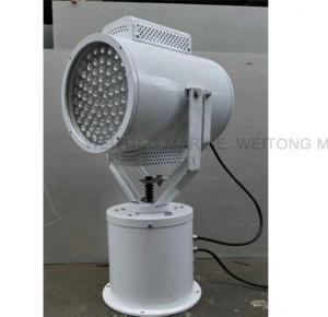 China LED Marine Lighting Equipment 300W IP55 Search Light Automatic Type Long Using Life on sale