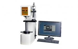 China Electronic Brinell Hardness Tester with CCD Camera and Software Measure System on sale