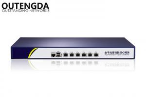 China Gateway Wireless LAN Controller X86 Intelligent Authentication Manage 500PCS AP on sale
