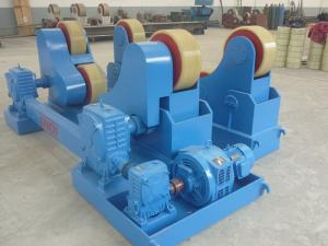China Self-Adjusting Conventional Pipe Tank Turning Rollers Welding Rotator on sale