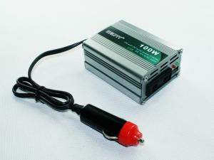 China 100W Power Inverter with USB port on sale