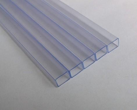 Rectangular plastic tubing bing images Square narrow shape acrylic