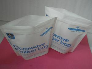 China Micowave Zipper Oxo - Biodegradable , 100% Recycle Snack Bag Packaging on sale