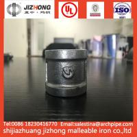 China Galvanized Malleable Iron Pipe Fittings on sale
