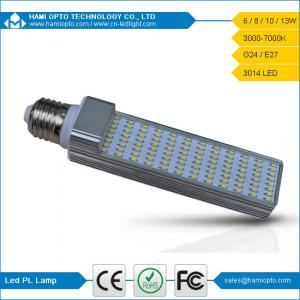 China G24 PL 13W LED Lamp, 1150lm 120 Degree View Angle G24 LED Light Energy Saving indoor use on sale