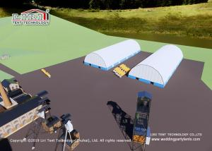 China Aluminum Tents Used for Coal Storage / Bulk Storage / Industrial Production. on sale