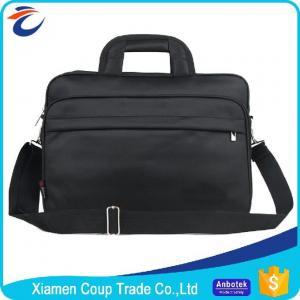 China Ladies Handbags Laptop Messenger Bags / Briefcase Laptop Bag Durable Fabric on sale