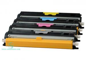 China Compatible OKI C110 C130n MC160n MFP Toner Cartridge CMYK Color on sale