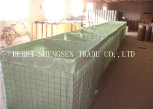China Low Carbon Steel Wire Gabion Baskets With Hexagonal Hole Fit Fencing on sale