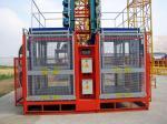 Elevador da construção civil SC200/200