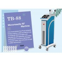 2MHz Fractional RF Microneedle Machine For Skin Tightening And Smoothing