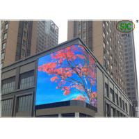 HD PH25 Outdoor SMD LED Video Screen With 1600/m² For School / Airport