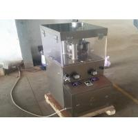 Glucose Chewable Tablets Rotary Tablet Machine With Force Feeder