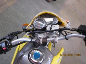 Dirt 200CC GY Gas Powered Motor Bikes Single Cylinder 4