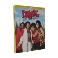 2018 newest Living Single Season 1 4dvds Adult TV series Children dvd TV show kids movies hot sell