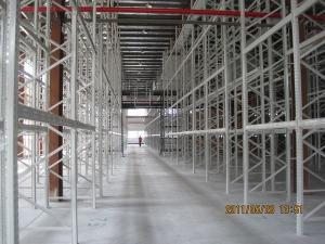 China Standard Pallet Rack Bulk Storage 2000KG Q235,Q345 ISO9001 / CE / R-mark from RMI Pallet Racking on sale
